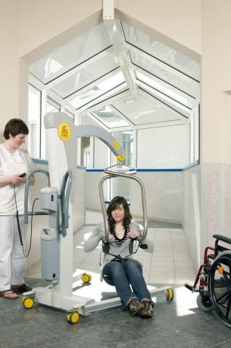 Handi-Move  - Mobile Lifter 2600 (Victor), Patientenlifter