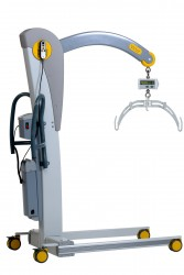 Mobile Lifter 2600 (Victor) , Digitalwaage