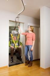 Umhänge-Deckenlifter , Toilettenhebetuch , Umhänge-Deckenlifter - Swingsystem , Badehebetuch