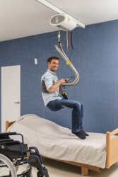 Handi-Move Deckenlifter mit Deckenmotor , Handi-Move Hebebügel®